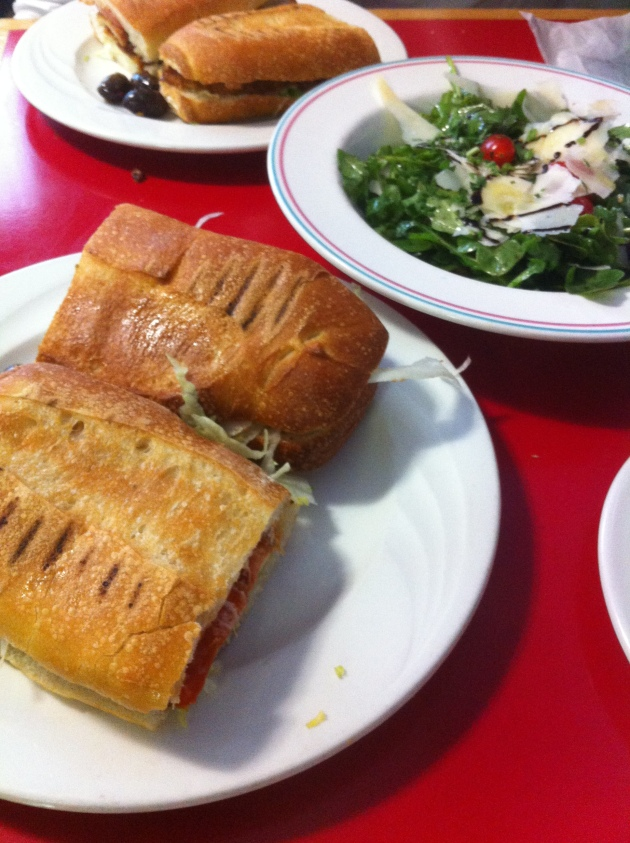 Gentile's Classico sandwich