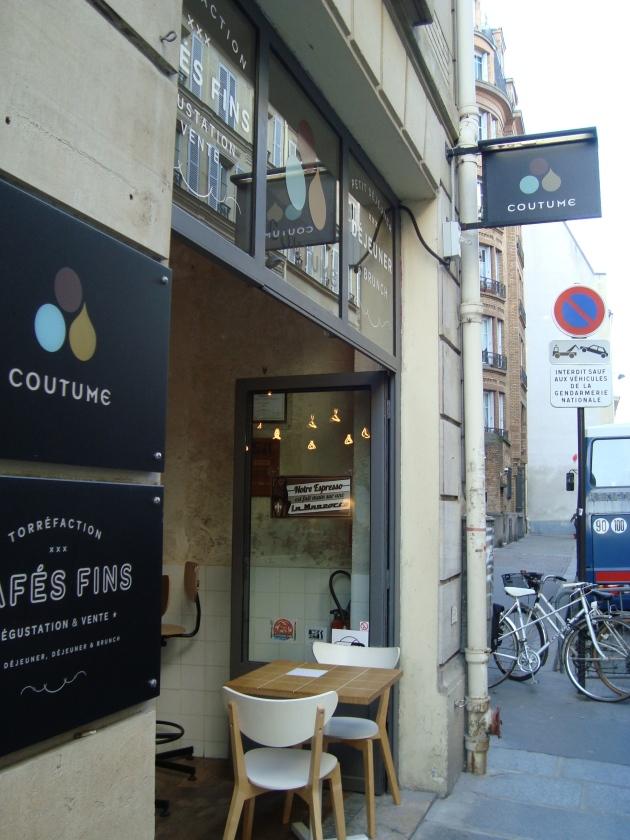 Café Coutume, Paris