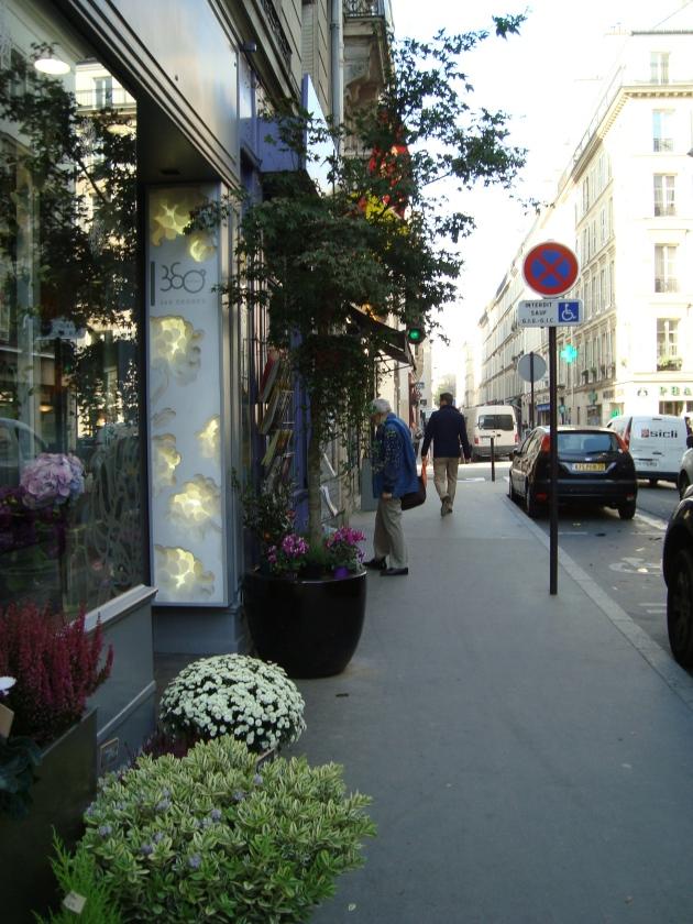 Paris, l'automne
