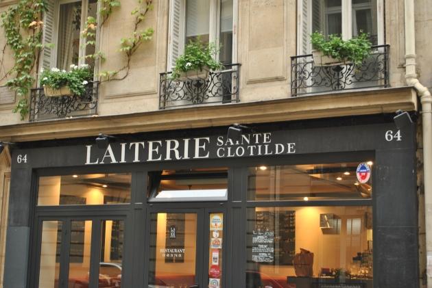 La Laiterie Saint Clothilde, Paris