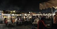 Marrakech, Djemaa El-Fna, Unesco World Heritage site