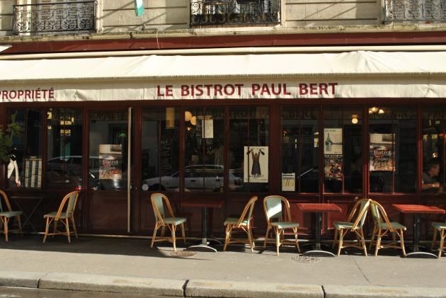 Bistrot Paul Bert, Paris