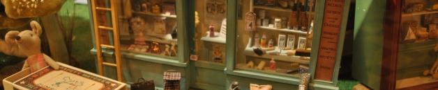 Miniature quincaillerie, passage Jouffroy, Paris