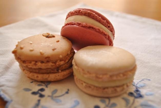 Macarons, Pierre Hermé Paris