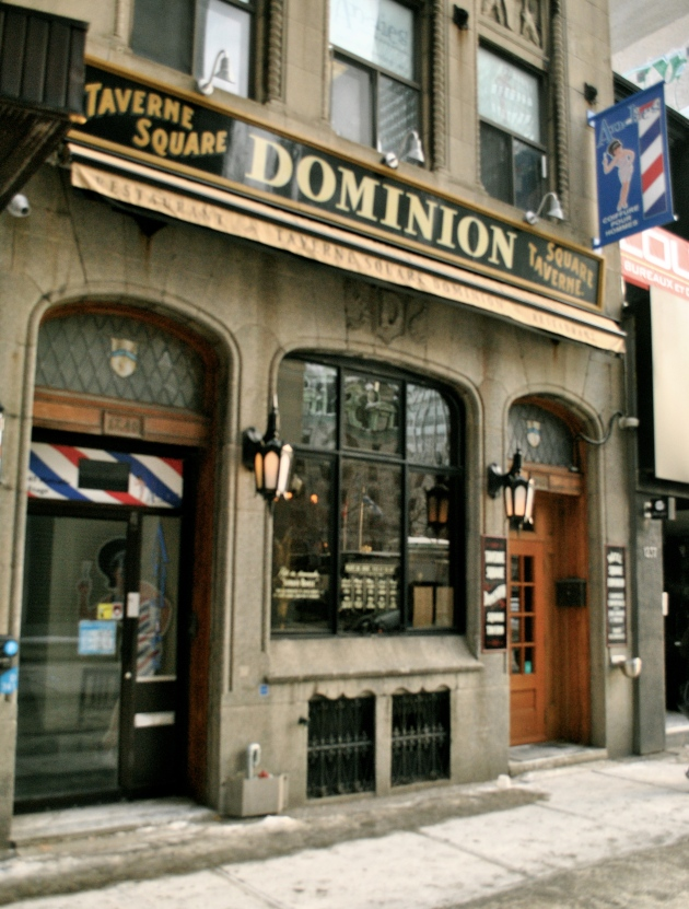 Dominion Square Tavern, Montreal