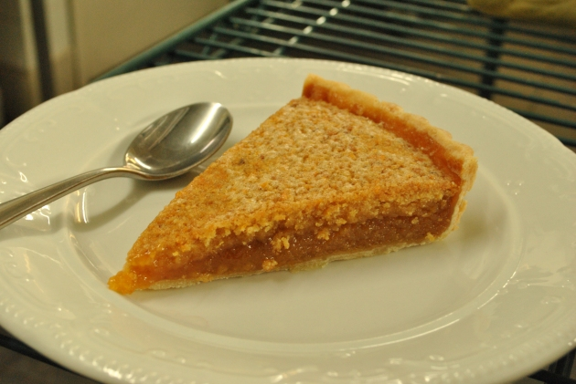 Treacle Tart, Dominion Square Tavern, Montreal