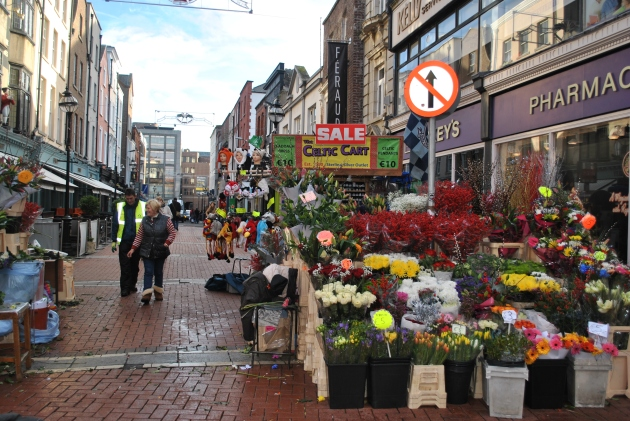Dublin Ireland, centre