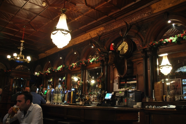Stag Head's Pub, Dublin Ireland