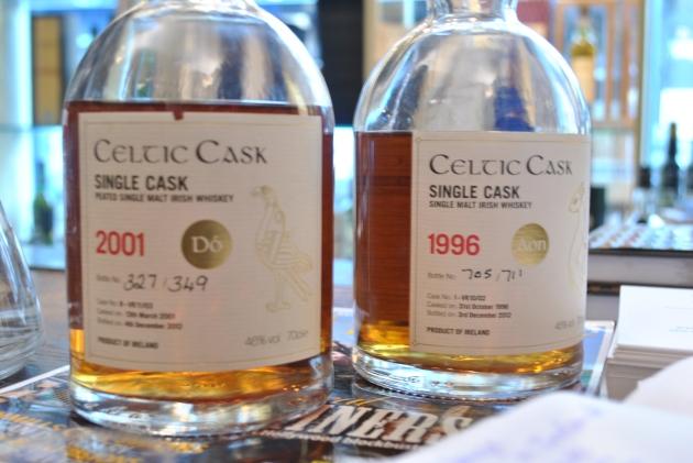 Celtic Cask, Celtic Whiskey shop Dublin