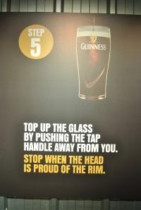 Guinness academy step 5