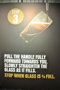 Guinness academy step 3