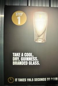 Guinness academy step 1