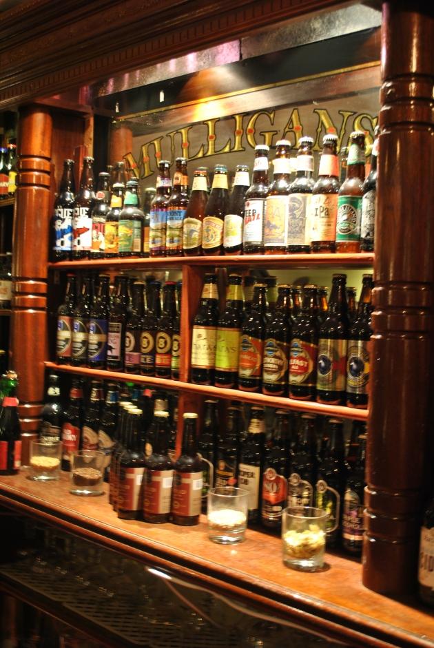 Mulligan grocer at the bar, Dublin