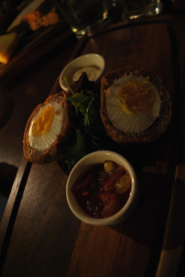 Mulligan Grocer's Scotch Egg